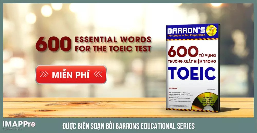 Tài liệu 600 essential words for the TOEIC test